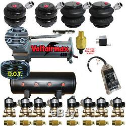 B Suspension Pneumatique Vannes Compresseur Réservoir 2500 Et 2600 Sacs 7 Switchbox F07