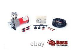 Boss Air Suspension Coil Load Assist Kit Dodge Ram 1500 2009-2018 4wd +incab Kit