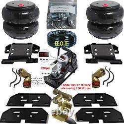 Charge D'aide Au Remorquage D'air 2003 2013 Dodge Ram 3500 Camion Avec Compresseur