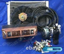 Climatiseur Universel Underdash 432 Cpp 12x16 Cond Avec Harnais Électrique
