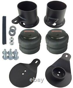 Complet 1/2 Fast Valve Air Ride Suspension Kit 8 Gal Tank 1958-64 Chevy Cars