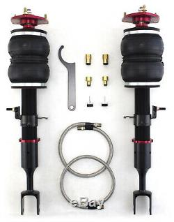 Complet Air Suspension Avec Air Lift 27687 3p Fits Kit 2003-08 Nissan 350z