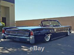 Complete Air Ride Suspension Kit 1961-1963 Lincoln Continental 1/4 Niveau 1