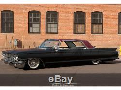 Complète Suspension Pneumatique Kit 1961-1964 Cadillac Deville Niveau 4 Avec Accuair