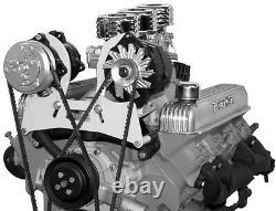Compresseur D'air Buick Nailhead Et Matériel De Montage D'alternateur Avec Compresseur