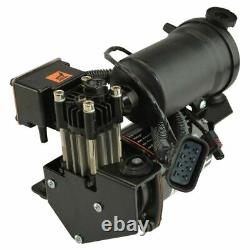 Compresseur De Suspension Trq Air Ride Avec Kit D'amortisseur Arrière Dryer Set 3pc