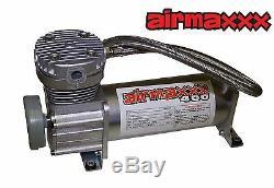 Compresseurs D'air 400 Soupapes Étain 1 / 2npt 2500 Et 2600 Coussins D'air Clear 7 Switch