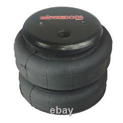 Compresseurs D'air Chrome Airmaxxx 480 1/2npt 2600 Air Bags Black 7 Switch Tank
