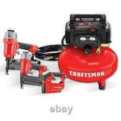Craftsman Compresseur D'air Électrique 6-gallon Portable