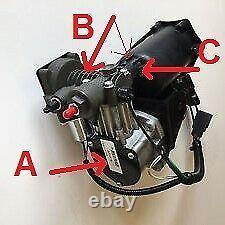 Discovery 3 4 Pompe Compresseur D'air Et Sèche-linge Main Repair Kit Land Rover Hitachi