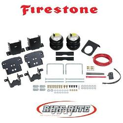 Firestone Ride Rite Air Bags Airlift Airlift Wireless Air Pour 17-21 Ford F250 F350 4wd