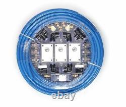 Garage Shop Compressed Air Line Kit Rapid Fit Complete System 100 Pi 1/2 Nouveau