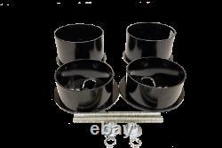 Gm Complète 73-96 B-body Kit Complet Airmaxxx Air Ride 480 Chrome Compresseur