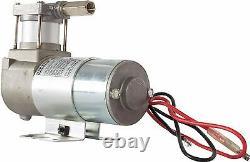 Hornblasters Air Ride Motorcycle Compressor Kit Viair 98c 1/4 Soupape Smc
