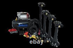 Hornblasters Conducteur Spécial 127h Loud Train Air Horn Kit Viair Compresseur