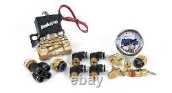 Hornblasters Conducteur Spécial 240 Loud Train Air Horn Kit Avec Compresseur Viair