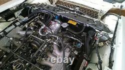 Jaguar V12 Xjs / Xj Kit De Climatisation De Qualité Supérieure - Compresseur Sanden + Ancil's
