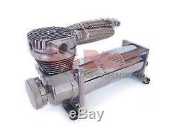 Kit Combiné Boss Px06 Compresseur D'air Et De Réservoir De 9 Litres 12v 275w Cycle De Fonctionnement 100%