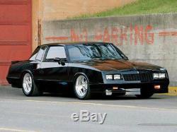 Kit Complet De Suspension Pneumatique 1978-1987 Gm G-body, Regal, Cutlass Niveau 3 3/8