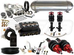Kit Complet De Suspension Pneumatique 2010-2015 Chevrolet Camaro Level 3 Bcfab