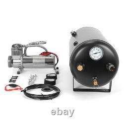 Kit Compresseur D'air 5gal 19liter 200psi Pour Système D'air À Haute Pression À Bord