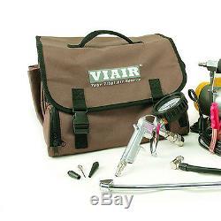 Kit Compresseur D'air Portable Viair 400p-rv 12v Portable, 150 Psi Pour Pneus De Camping-car