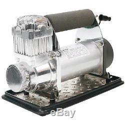 Kit Compresseur Viair 400p Portable 12v 33% Duty 150 Psi Pour Pneus Jusqu'à 35