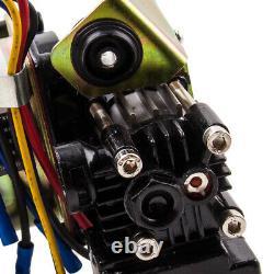 Kit De Compresseur Électronique De Choc D'air De Remplacement Arrière Pour Cadillac Escalade Z55 07-14