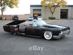 Kit De Suspension Complet Air Ride 1964-1969 Lincoln Continental 1/4 Niveau 1