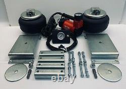 Kit De Suspension Fiat Ducato Air Avec Le Plus Récent Compresseur Technology+(1998-2021)