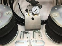 Kit De Suspension Pneumatique Avec Compresseur Pour Peugeot J5 1982-1994 4 Tonnes