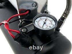 Kit/système De Suspension D'air Pour Camion/sac De Voiture/ride/lift, Compresseur 150psi, Réservoir 2g