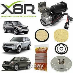 Land Rover Lr3 / Discovery 3 05-09 Kit De Réparation De Compresseur De Suspension D'air