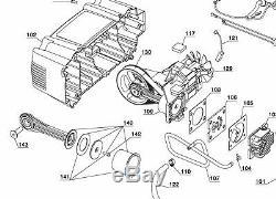 N036517 Compresseur D'air Service Cylindre Kit 1-7 / 8 Porter Cable Oem