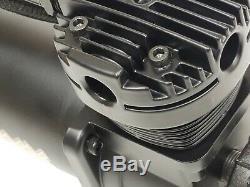 Noir Airmaxxx 480 Compresseur D'air Avec Filtre À Air Kit Relocaliser 150 Psi Kit
