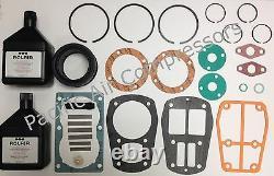 Pmp22k30ch, K30 Kit De Réparation Rolaire Avec Oil, Rings, Gaz, Reeds, Etc