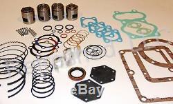 Quincy 325 Pump Tune Up Kit De Remplacement Set Valve Compresseur D'air Pièces Roc 9-up