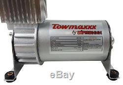 Sac De Remorquage Air Kit Avec Dans La Cabine De Contrôle De L'air Convient 2001-10 Chevy 8 Lug Camion Lifted 4