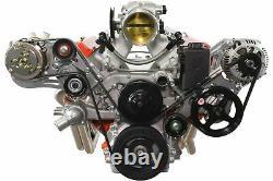 Sanden 508 Ls1 Corvette A/c Compresseur Compresseur Kit Ls Lsx Ac