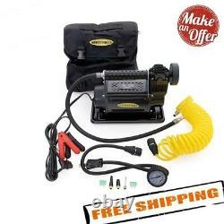Smittybilt 2780 Air Compresseur Portable Kit 12v / 150psi / 2.54 Cfm/ 72 Lpm