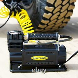 Smittybilt 2781 Air Compresseur Portable Kit 12 Volts Avec Sac / 5,65 Cfm / 24' Tuyau