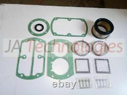Ss5 Ingersoll Rand Kit De Reconstruction Compatible Avec Filtre -tukss5ir
