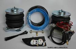 Suspension Pneumatique Kit Avec Compresseur Pour Fiat Ducato 2006 2020 Lhd Ou Rhd Panneau