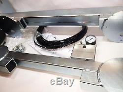 Suspension Pneumatique Kit Avec Compresseur Pour Iveco Daily 35c À 55c 1985-2020 4 Tonnes