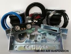 Suspension Pneumatique Kit Avec Compresseur Pour Mercedes Sprinter 2006-2020 Monoroue