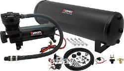 Suspension Pneumatique Kit / Système Pour Camion / Voiture Sac / Tour / Lift, 200psi Compresseur, 4g Réservoir