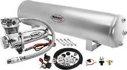 Suspension Pneumatique Kit / Système Pour Camion / Voiture Sac / Tour / Lift, Compresseur 200psi, 5g Réservoir