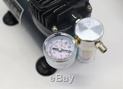 Switzer As18 Airbrush Avec Compresseur Double Action Air Brush Spray Paint Kit
