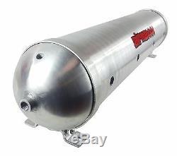 Système Brut De Suspension D'air De Tour D'air Sans Couture Du Réservoir 33 En Aluminium 33 De 5 Gallons