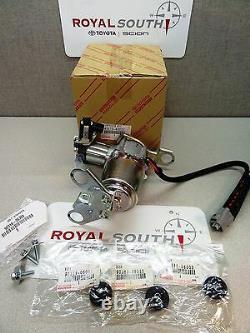 Toyota 4runner 2003-2009 Air Suspension Compressor Pump Kit Véritable Oem Oe